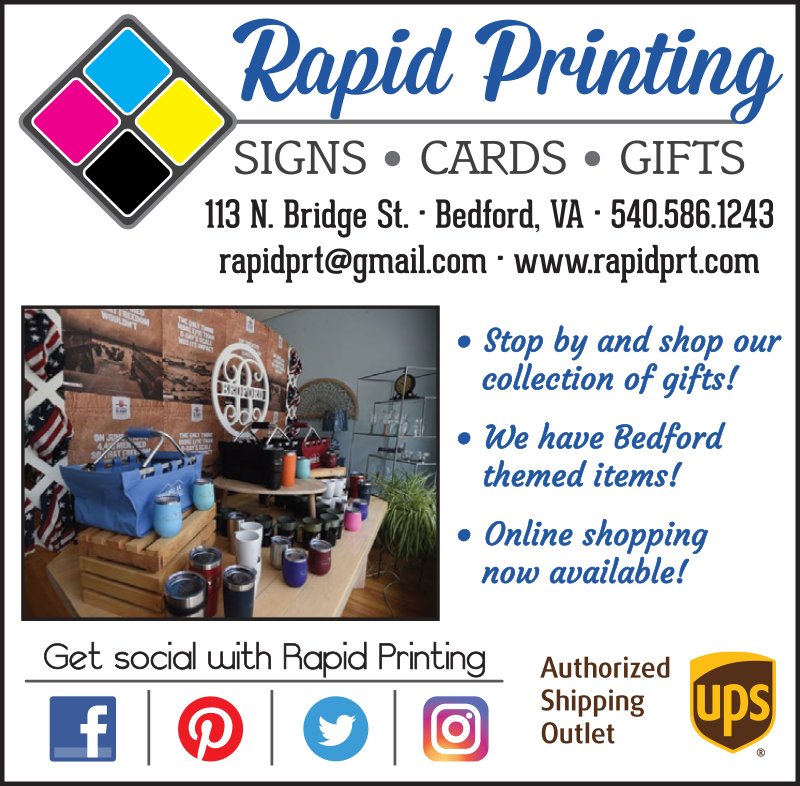 Rapid Printing, Signs, Cards, Gifts
