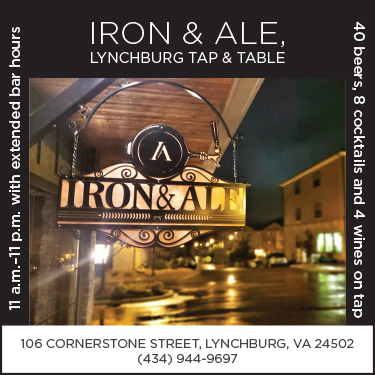 Iron and Ale Tap and Table